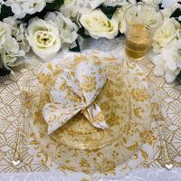 וינטג' נצנץ זהב