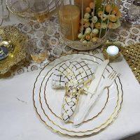 לוטוס קרם זהב